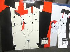 Ludus Danger Came Smiling LP uk org20 france NM vinyl Linder Sterling rare '82!!