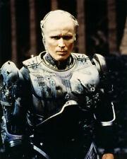 Peter Weller Poster or Photo Robocop Without Helmet