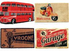 Natural Coir Doormat | Rubber Backed | Entrance | Indoor & Outdoor | Heavy Duty