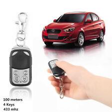 315/433MHz 2/4 Button RF Wireless Remote Control Transmitter Door DC12V ASS