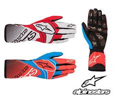 Alpinestars Tech 1-k Handschuhe Alle Größen /& Farben UK Kart Store