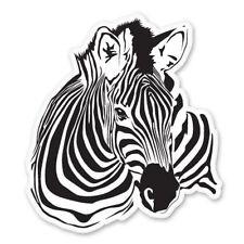 Zebra Car Vinyl Sticker - SELECT SIZE