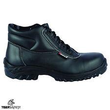 COFRA etil S3 nero LORICA COMPOSITO Puntale Stivali di sicurezza resistente ai prodotti chimici