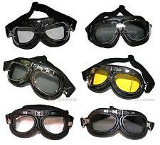 Motorradbrille Oldtimer Brille Retro Motorrad EMW R35 Awo Schwalbe Star SR1 SR2