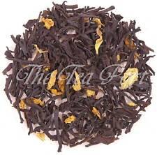Chocolate Loose Leaf Flavored Black Tea - 1/2 lb