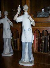 "Lladro Dentist Figurine~Retired~GLOSS FINISH~13.5""Tall~1971-1978~MINT~Great Gift"