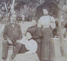 Fotografia Originale primi '900 - ritratto di Famiglia