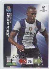 2012 2012-13 Panini Adrenalyn XL UEFA Champions League N/A Jackson Martinez Card