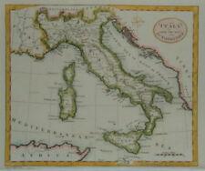Italia de los mejores autoridades alrededor de 1800.