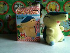 Pokemon Plush Cyndaquil Bandai box 1999 Stuffed Animal Doll figure Toy Go