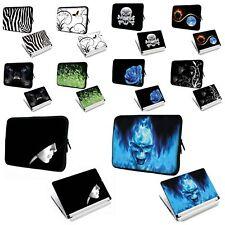 "LUXBURG® 10""-17"" Design Laptop Sleeve Soft Case + Free Laptop Skin Vinyl Decal"