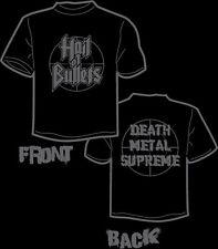 HAIL OF BULLETS - Logo Black - T-Shirt / Size XL