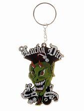 Lucky Dice Schlüsselanhänger Devil Green