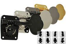GOTOH GB10 Bass Tuning Machines Tuners - Preconfigured Sets