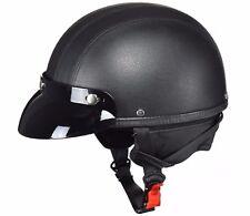 Retro Oldtimer Motorradhelm Motorrad Helm für Simson MZ ETZ AWO JAWA DDR Moped