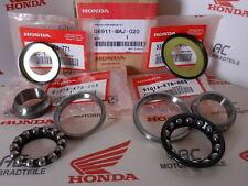 Honda NT 650 700 ST1100 1300 Original Lenkkopflager Kugellager Set
