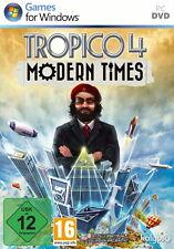 TROPICO 4 Modern Times - USK 12 - PC - NEU & OVP