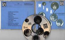 MINA CD fuori catalogo MINA serie RARO RECORD SAME seconda ed. ITALY 1992