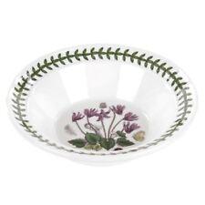 Portmeirion Botanic Garden - Oatmeal Bowl Speedwell 15cm (Made in England)