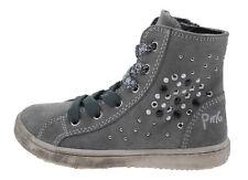 Primigi 21980 Mariana Boots Wildleder grau 182384