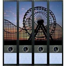 File Art 4 Design Ordner-Etiketten Ferris Wheel..............................424