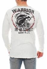 RioRim men's T-shirt Long sleeves Long-sleeved T-shirt ATOHI 3106 white