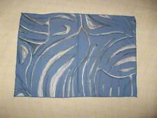 Vera Neumann Blue Cotton Table Napkin PlaceMat Abstract