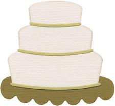 """Quickutz """"REV 0201-S Revolution Die """"Wedding Cake"""""""