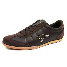 KangaROOS cecilla donna sneaker scarpe casual da ginnastica marrone scuro 3241A