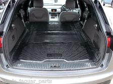 Jaguar XF Sportbrake Rubber Boot Mat Liner Options and Bumper Protector