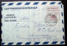 GERMANY ~TAXE PERCUE*  60 PF  DEUTSCHE BUNDESPOST 1953
