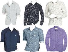 Polo Ralph Lauren Denim & Supply Mens Slim Floral Print Button Down Work Shirt