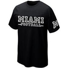 T-Shirt MIAMI FOOTBALL USA - ETATS UNIS - UNITED STATES - ★★★★★★