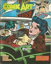 Comic Art n° 68: Rotundo, Saudelli, Malet, Tardi, Neve, Gertie