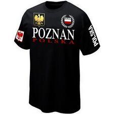 T-Shirt POZNAN POLSKA POLAND POLOGNE - Maillot ★★★★★★