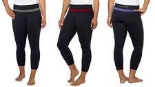 NWT Kirkland Signature Women's 3/4 Legging Zippered Back Key Pocket Variety