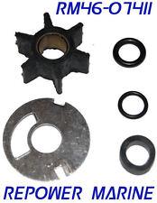 Impeller Kit Mercury 3.5, 3.6, 4, 4.5, 7.5, 9.8 HP Outboard #: 47-89981 Q1