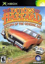 Dukes of Hazzard: Return of the General Lee (Microsoft Xbox, 2004)