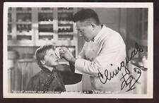 RP Postcard Chingwah Lee Autograph Little Mr Jim Movie