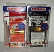 Leifheit Sushiroller Perfect Roll Sushi Roller in Schwarz oder Rot/Weiß NEU