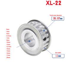 XL-22T Timing Belt Pulley AF type Bore 5mm - 20mm for 10mm Belt 3D Printer CNC