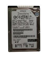 """5 X 40 GB 2.5"""" unidades de disco duro Ide De Laptop IC 25 n 040 atmr 04-0"""
