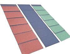 Hip & Ridge Felt Roofing Shingles | Shed Felt Shingles | 10m Linear Per Pack