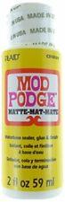 Mod Podge Matte Matt Waterbase Sealer Glue & Finish 2oz or 4oz