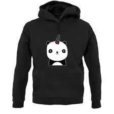 Pandacorn Unisex Hoodie - Panda - Unicorn - Cute - Fantasy - Magical - Gift