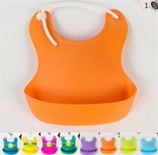 Baby Infants Kids Cute Bibs Baby Lunch Bibs Cute Waterproof Bibs 9IM