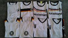 Dfb deutschland camiseta M L XL S camisa jersey camiseta maglia maillot Germany WM