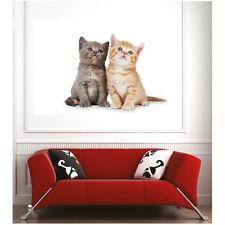 poster poster 2 gatti 55499995 Art déco Adesivi