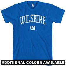 WILSHIRE T-shirt LA California Cali Los Angeles XS-4XL