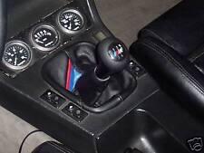 Adatto a BMW E30 E36 E34 E46 Z3 M3 GEAR gaiter-genuine LEATHER